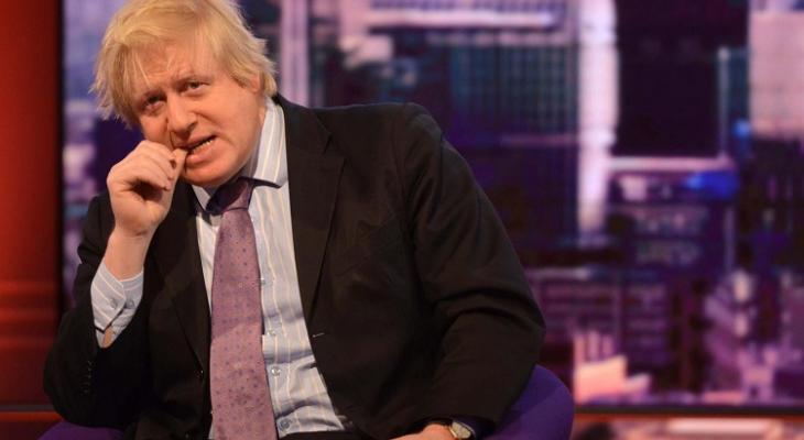 Борис Джонсон обвинил Россию в затягивании конфликтов в Сирии