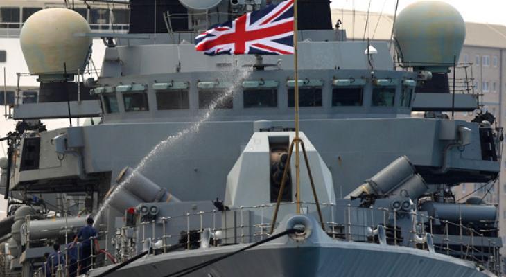 Британские военные обнаружили, что практически беззащитны. Количество кораблей, которыми располагает королевский военно-морской флот «ужасающе мал».