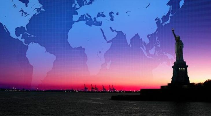 Смена геополитического лидерства