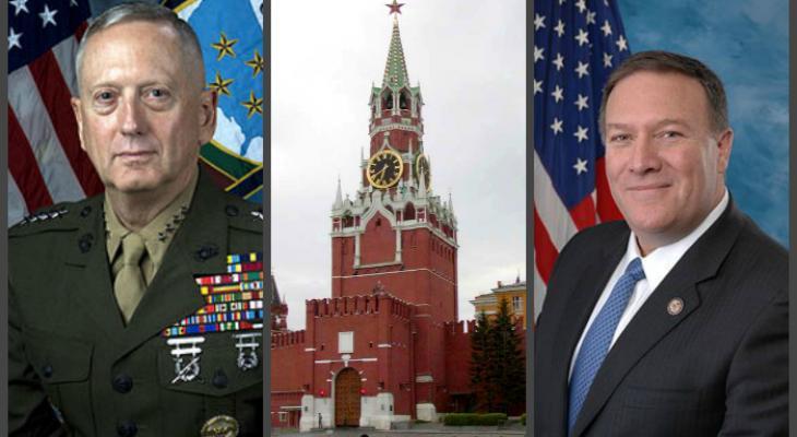 Кандидаты на посты силовых ведомств администрации Трампа зарабатывают очки на России