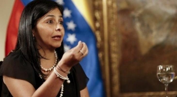 Глава МИД Венесуэлы Делси Родригес