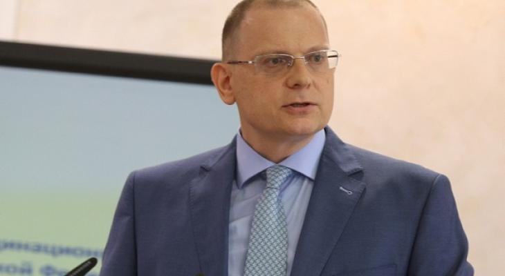 Представитель МИД России по правам человека Константин Долгов
