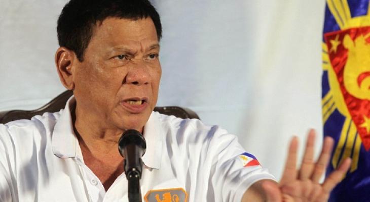 Родриго Дутерте раскритиковал мнение Евросоюза по вопросу внутренней политики Филиппин.
