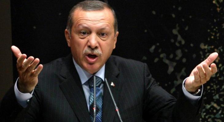 Президент Турции призвал мусульманские страны объединиться в знак солидарности против принятого конгрессом США законопроекта.