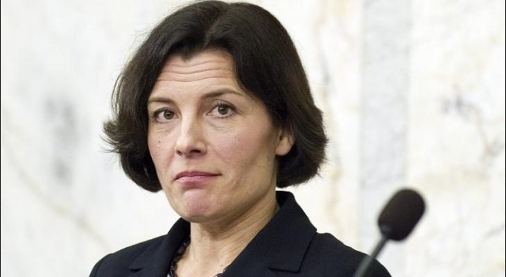 Экс-министр обороны Швеции Карин Энстрём