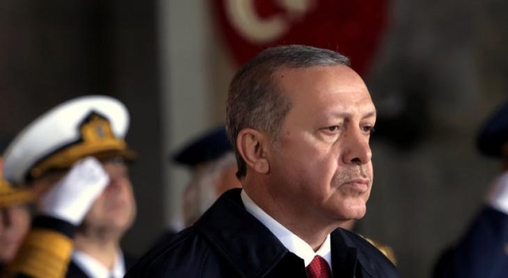 Глава Турции Реджеп Тайип Эрдоган