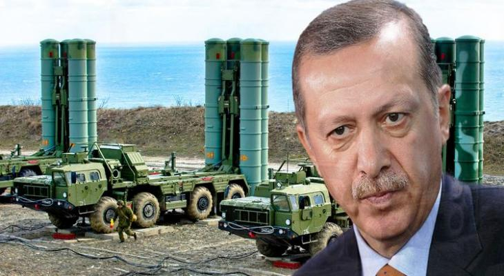 Эрдоган пояснил зачем Турции С-400