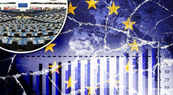 Евросоюз теряет популярность