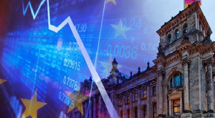 Экономика ЕС терпит крах