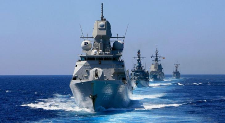 Флот НАТО в Черном море