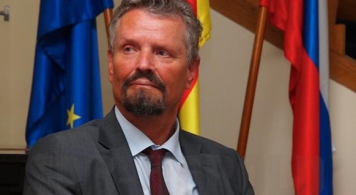 Уполномоченный правительства ФРГ по российско-германскому сотрудничеству Гернот Эрлер