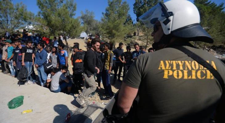 Греция в панике: миграционный поток растет, а в Турции не чешутся