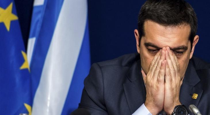 Ципрас рассказал, что греческая экономика показывает незначительные темпы роста из-за недостаточной поддержки Евросоюза.
