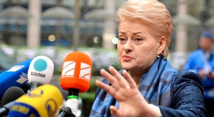 Литва пришла в ужас