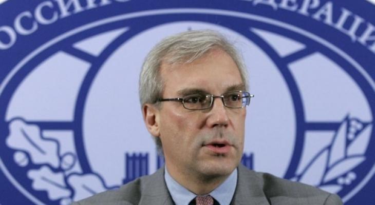 Постпред РФ при НАТО Александр Грушко