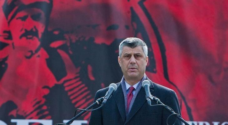 Лидер непризнанного Косова Хашим Тачи