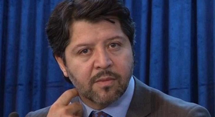 Замминистра МИД Афганистана Хекмат Карзай