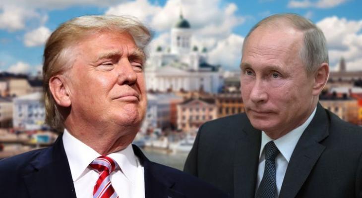 Путин не станет обсуждать Крым с Трампом