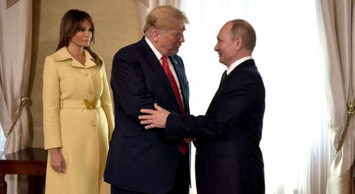 Встреча в Хельсинки