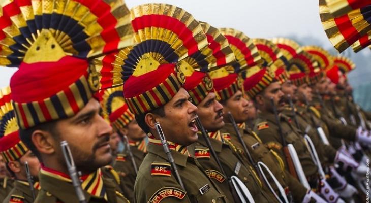 Военные Индии