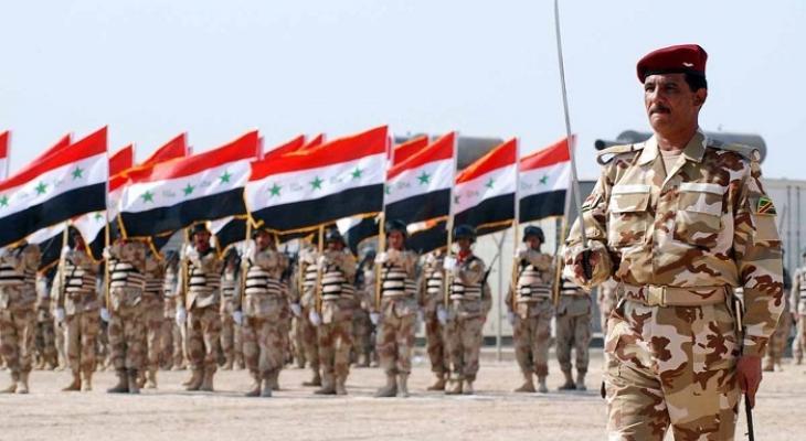Военные Ирака