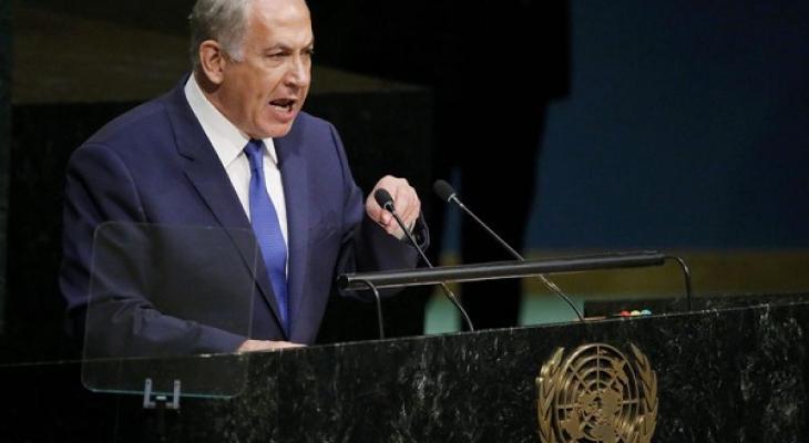 Премьер-министр Израиля, назвал «позорным» решение ООН о прекращении строительства израильских поселений на оккупированной территории.