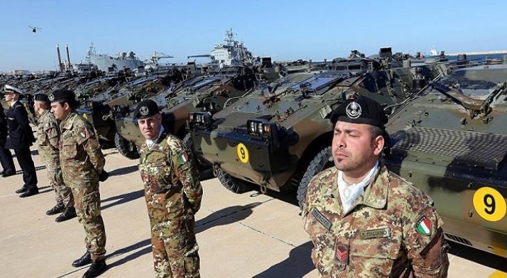 Итальянские военные