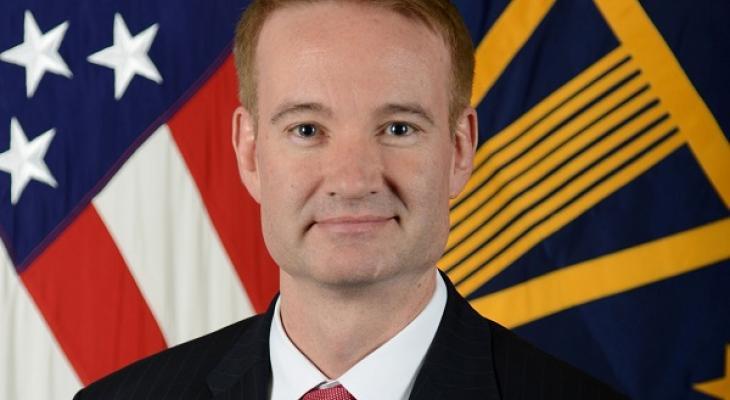 Помощник замминистра обороны США Майкл Карпентер