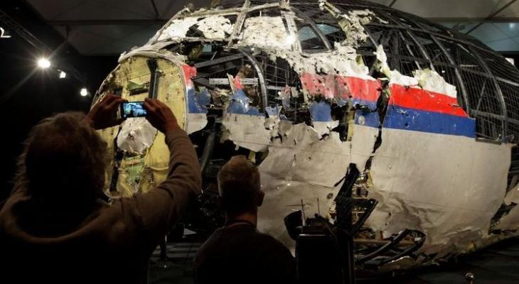 Сбитый Боинг над Донбассом: