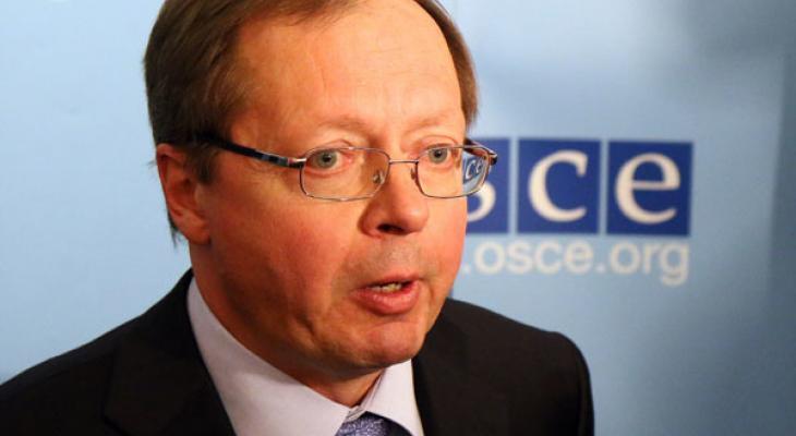 Директор департамента общеевропейского сотрудничества МИД Андрей Келин