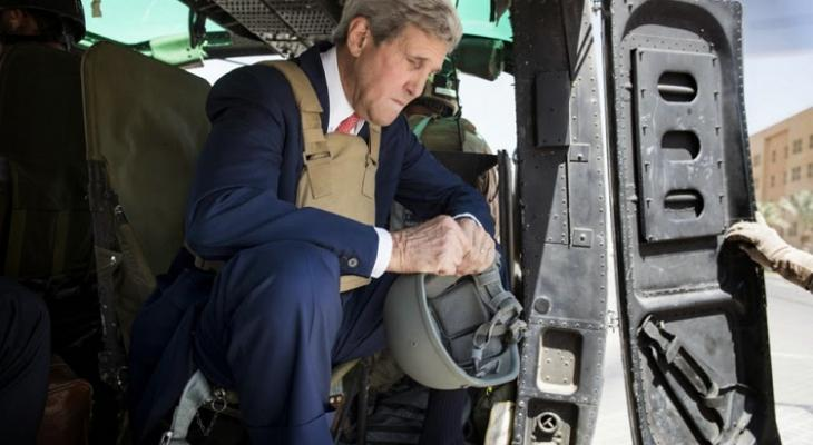 Джон Керри пытался оправдать политику США на встрече с Сирийской оппозицией