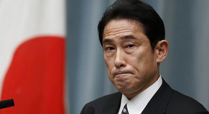 Главы МИД Японии Ф. Кисида