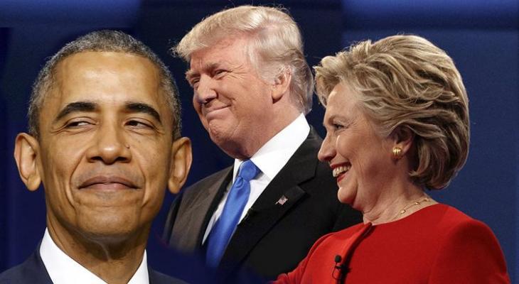 Обама назвал причину провала Клинтон на выборах