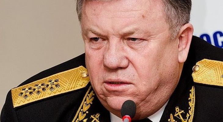 Глава комитета Госдумы по обороне Владимир Комоедов