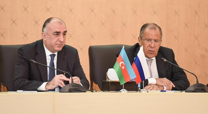 Мамедъяров и Лавров