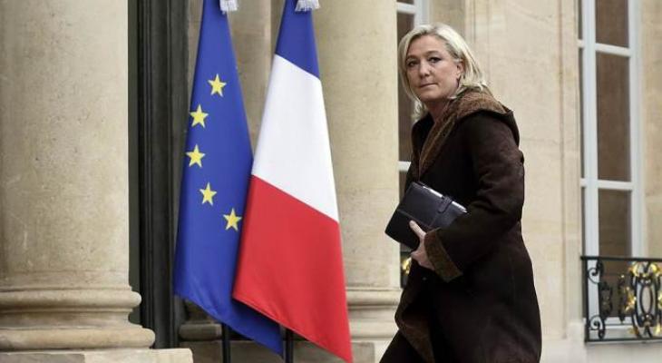 Ле Пен упрекнули в подражании Путину и Трампу