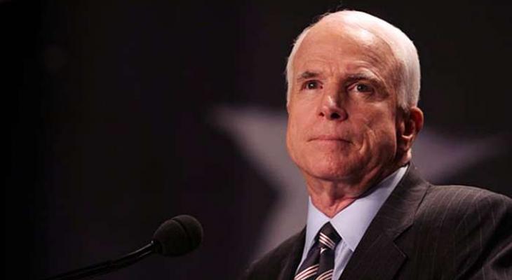 Сенатор-республиканец США Джон Маккейн