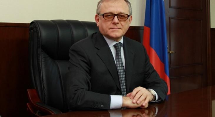 Посол РФ в Пхеньяне Александр Моцегара