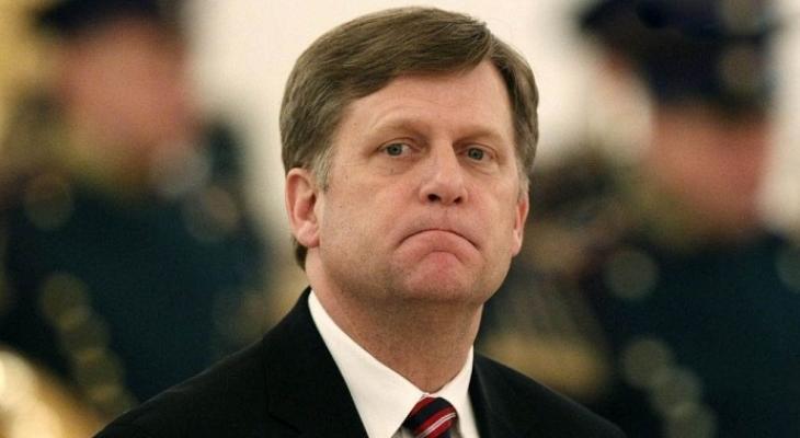 Экс-посол США в России Майкл Макфол