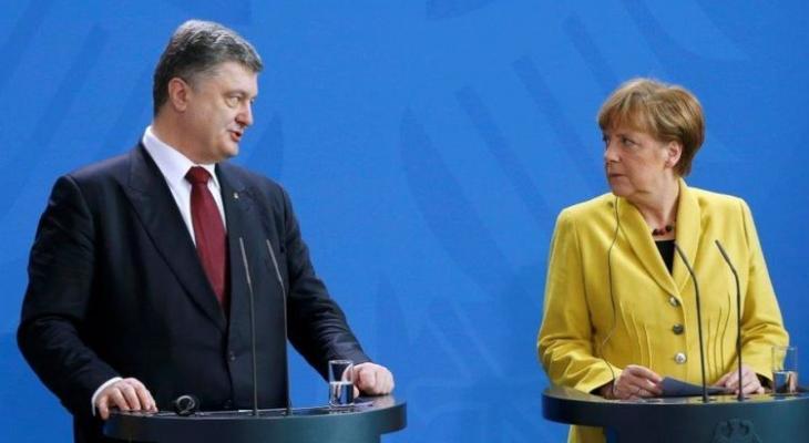 Украина попыталась напугать Европу