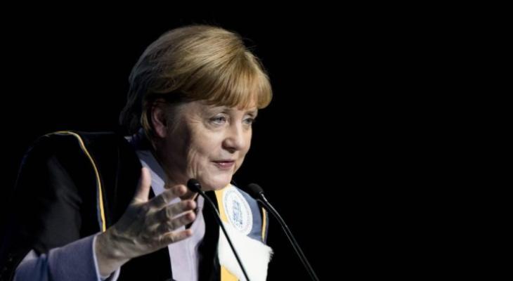 Меркель обратилась с призывом к лидерам стран ЕС