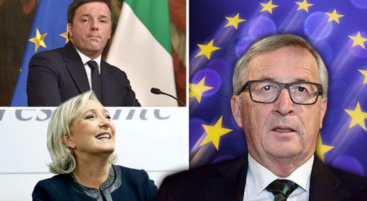 Когда исчезнет Евросоюз? Мнение экспертов