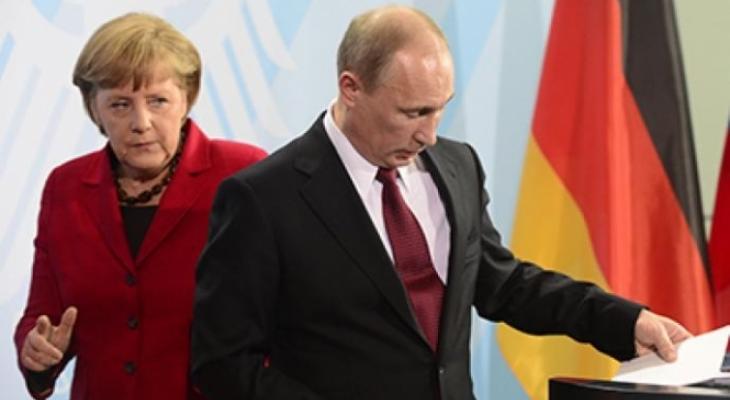 Германия официально назвала Россию соперником