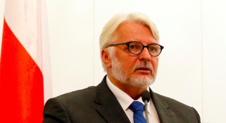 Глава МИД Польши опять нападает на Россию