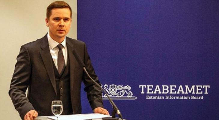 Директор департамента информации Эстонии Микк Марран