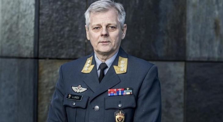 Генерал-лейтенант разведки Норвегии Мортен Хага Лунде