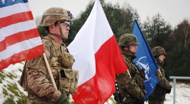 НАТО Польша США