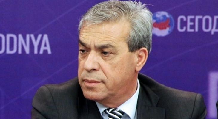 Посол Палестины в РФ Нофаль Абдель Хафиз