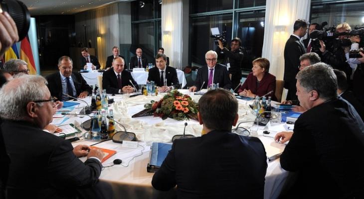 """Плохая новость для Порошенко: встреча в """"нормандском формате"""" в Берлине расставила все по своим местам"""