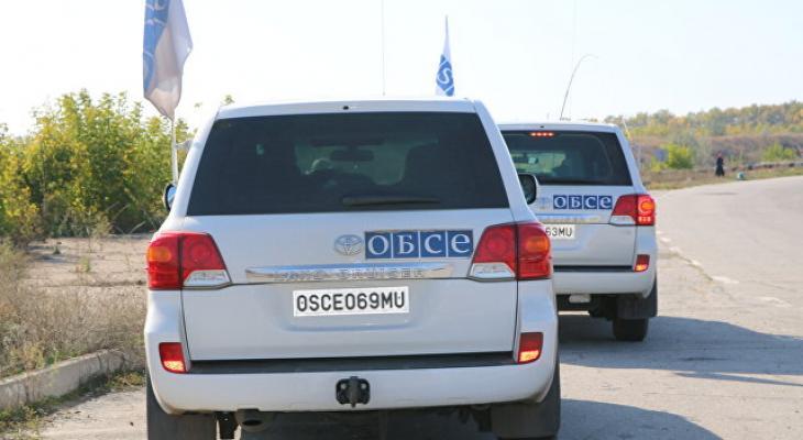 Власти ДНР задержали нападавших на миссию ОБСЕ